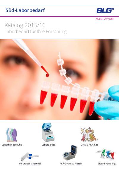 SLG Katalog 2015
